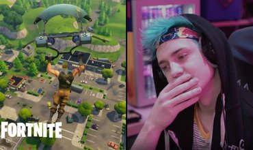 Here Are Some Places You Wouldn't Want to Land in Fortnite Contributed by Ninja