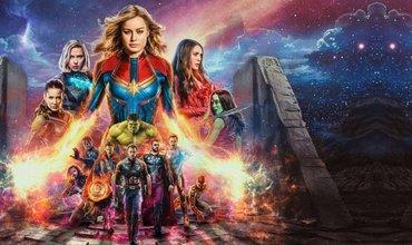 New Avengers Endgame Trailer Celebrates The Entire MCU History