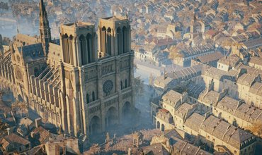 We Can Rebuild Notre-Dame With Help From An Unlikely Source: A Video Game