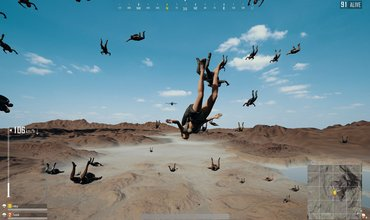 PUBG Mobile Is Encountering A Serious Bug With The Plane