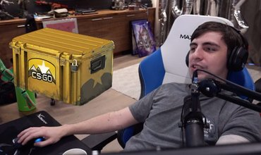 You think you spent too much money buying crates in CS:GO? Shroud ain't think so.
