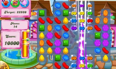 Many People Plays Candy Crush At Least Three Hours A Day