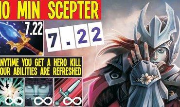 Dota 2 7.22: How Good Is Aghanim Upgrade For Every Hero?