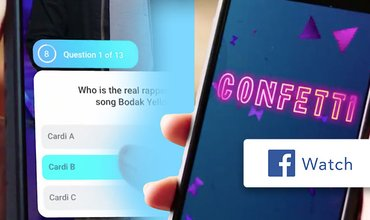 Claim Up To Rs. 3 Lakhs Every Day With The Upcoming Confetti Game Show On Facebook