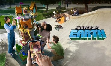 Microsoft Shows Off Minecraft Earth At The WWDC Event Of Apple