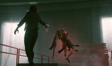 Review Control: Awesome Horror Third-Person Shooting Game With Telekinesis