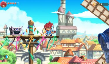 """FDG Entertainment """"Considering"""" An iOS Port For Monster Boy and the Cursed Kingdom"""