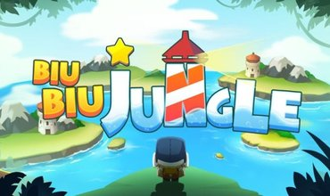 BiuBiu Jungle Puzzle On iOS - Save The Islands From Sinking