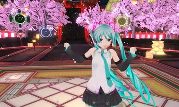 Hatsune Miku Will Be Available For Oculus VR Users