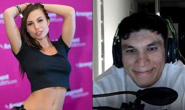 Famous Pornstar Aidra Fox Roasts Twitch Streamer To The Ground