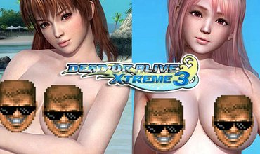 "Nude Mods Are The Reason People Keep Playing ""Dead or Alive Xtreme 3"" Over Again"