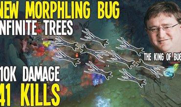 """Dota 2 """"Still In Beta""""? Another Cancerous Morphling Bug, Exploit"""