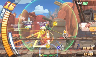 Skybolt Zack Is An Amazing Combination Of Rhythm & Platforming Games