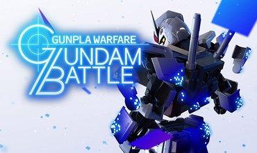 Gundam Battle: Gunpla Warfare Is Coming To Mobile Platforms! Pre-Register Now To Get Rewards!