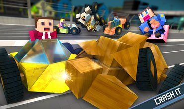 Quirky Building/Car Battling Game CrashCrafter Coming Soon To Mobile