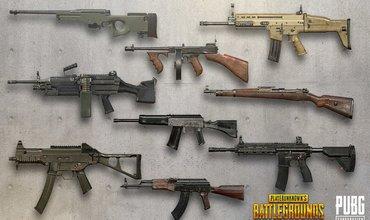 PUBG Guns Guide, Which Are The Best PUBG Guns?