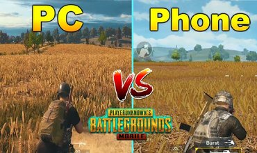 Differences Between PUBG Mobile VS PC: Is PUBG Mobile Easier?