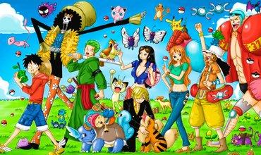 Pokémon Go And One Piece Are Having A Bizarre Crossover Event