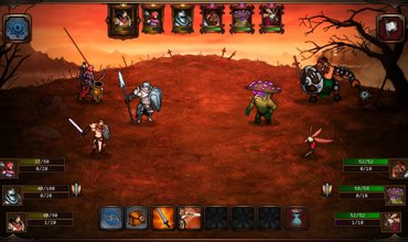 Walk Through Seven Circles Of Hell And Defeat The Lords Of Sins In The Dark RPG Sin Slayers