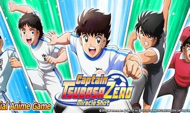 Anime-Based Football Sim Captain Tsubasa ZERO -Miracle Shot- Coming Soon