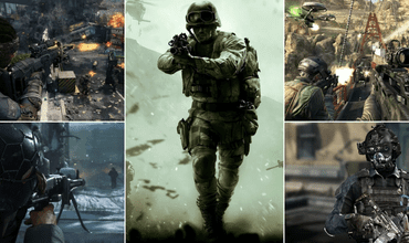 Top 10 Strongest Weapons Ranked In Call Of Duty Game Franchise