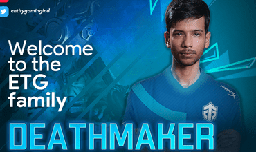 Entity Gaming Recruited Signify's DeathMakeR As They Look To Solidify Their CS:GO Roster