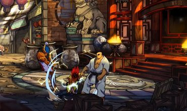 Streets Of Rage 4 Announces New Character, And She Is A Rapid-Fire Rocker!
