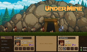 Undermine, A Dungeon Crawler In A Hunt For Gold Is Entering Early Access