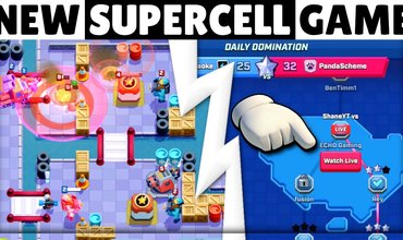 Rush Wars Is An Upcoming Game From Supercell, Now Available In Beta In Selected Regions