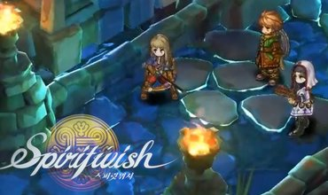 Spiritwish Is A New Mobile MMORPG By Nexon, Now On Google Play In Selected Regions