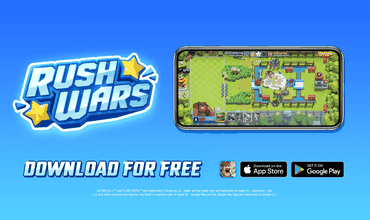 Rush Wars: How To Download It From Anywhere Around The World