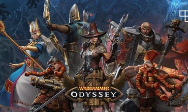 Warhammer: Odyssey Is A New MMORPG Set In The Warhammer Universe, Coming Soon
