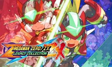 The Classic Mega Man Zero/ZX Legacy Collection Is Coming On January 21 Next Year