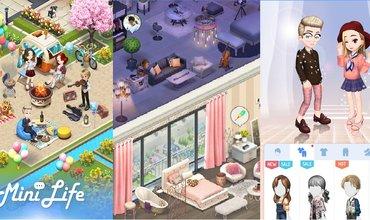 Social MMO Hybrid Game Mini Life Coming This Week