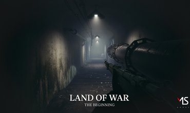 Join The World War II Battles Of Poland In Land Of War: The Beginning