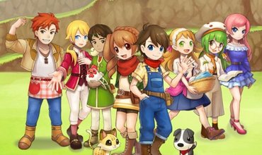 Harvest Moon: Mad Dash To Be Out In This Fall