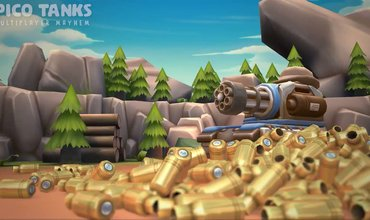 Cute PvP Tank Battle Game 'Pico Tanks' Looking For More Beta Testers