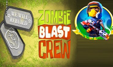 Zombie Blast Crew Available For Pre-Registration Right Now!