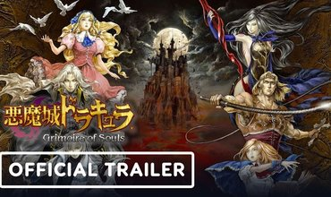 Castlevania: Grimoire of Souls Gets New Trailer At TGS 2019