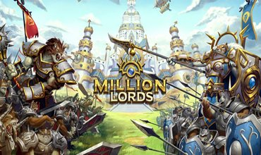 New Strategy Game Million Lords Now Available For Mobile