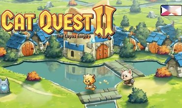 The Gentlebros Releases THREE New Trailers Of Cat Quest 2 Before It Appears On Apple Arcade This Thursday