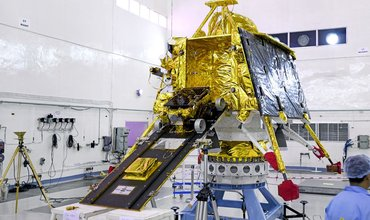 It Seems That India Is Having Their Last Chance To Reach Their Moon Lander Spacecraft