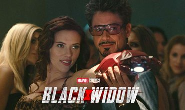 RDJ's Iron Man Might Make An Appearance In 'Black Widow'