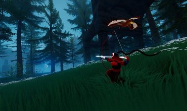 Stunning Adventure Game The Pathless Delayed Until Early Next Year