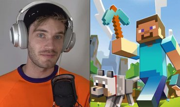 PewDiePie Is Doing The 12h Minecraft Livestream Right Now
