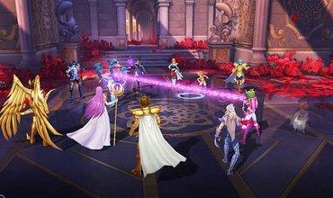 Saint Seiya Awakening: Knights of the Zodiac Hits iOS & Android