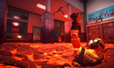 The Latest Game From Klei Entertainment Is Hot Lava, Now Available On PC And Apple Arcade