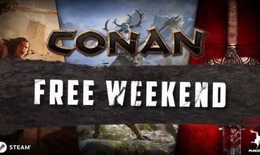 Three Conan Games Is Free To Play On Steam This Weekend!