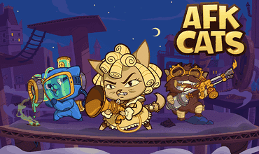 Cute Steampunk-Themed Idle RPG 'AFK Cats' Out Now For Android