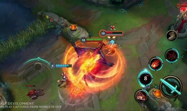 League Of Legends Mobile Announces Official Name, Trailer, And More